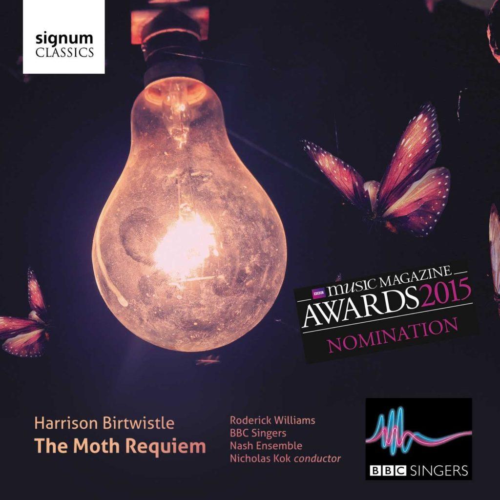 The Moth Requiem BBC Singers