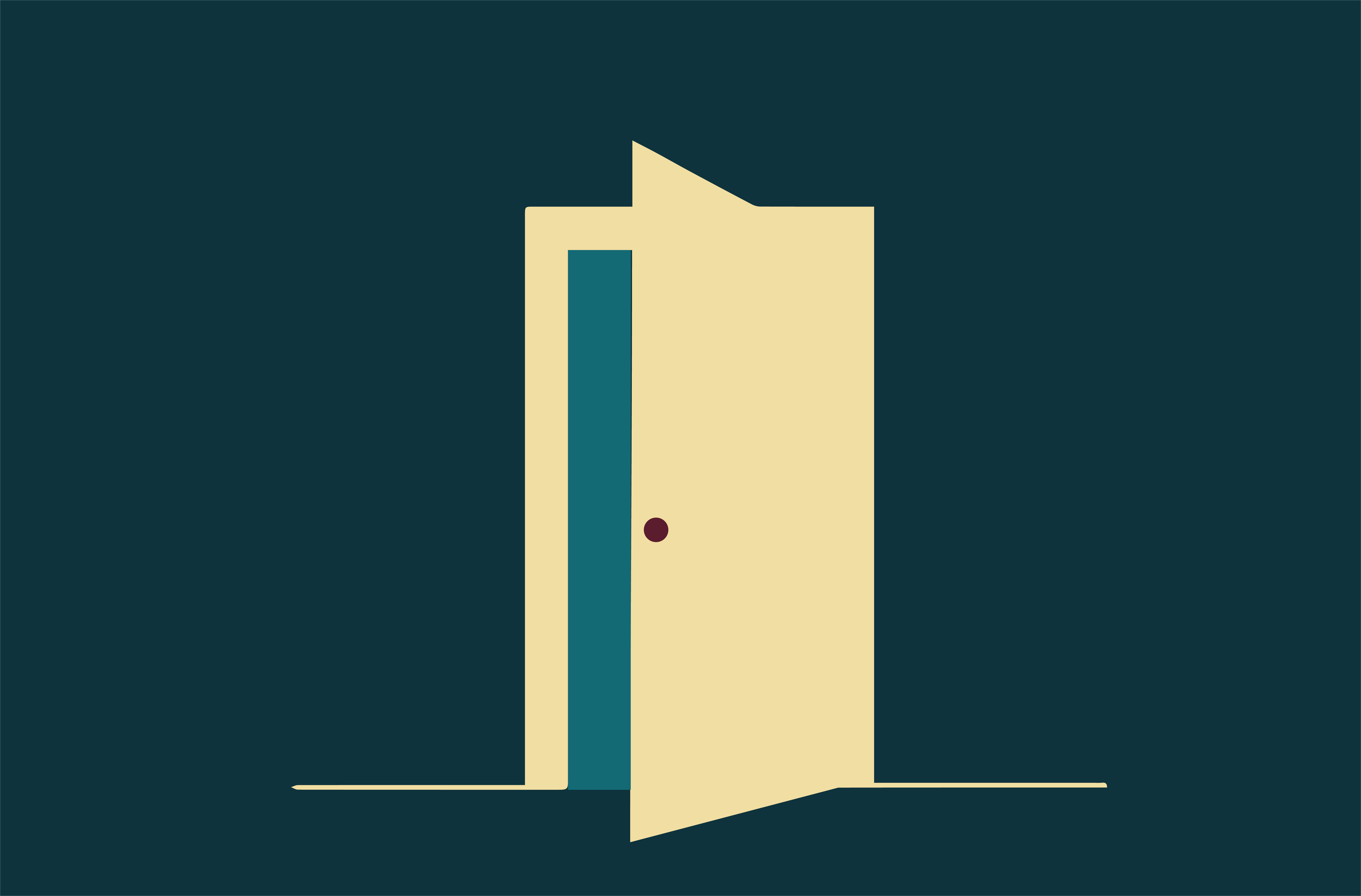 Drzwi prowadzące gdzie indziej