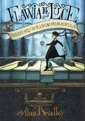 Flawia de Luce, okładka