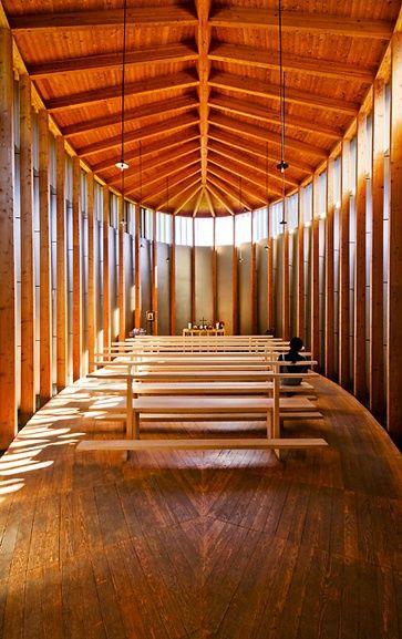 Brzmienie icisza architektury Petera Zumthora 7