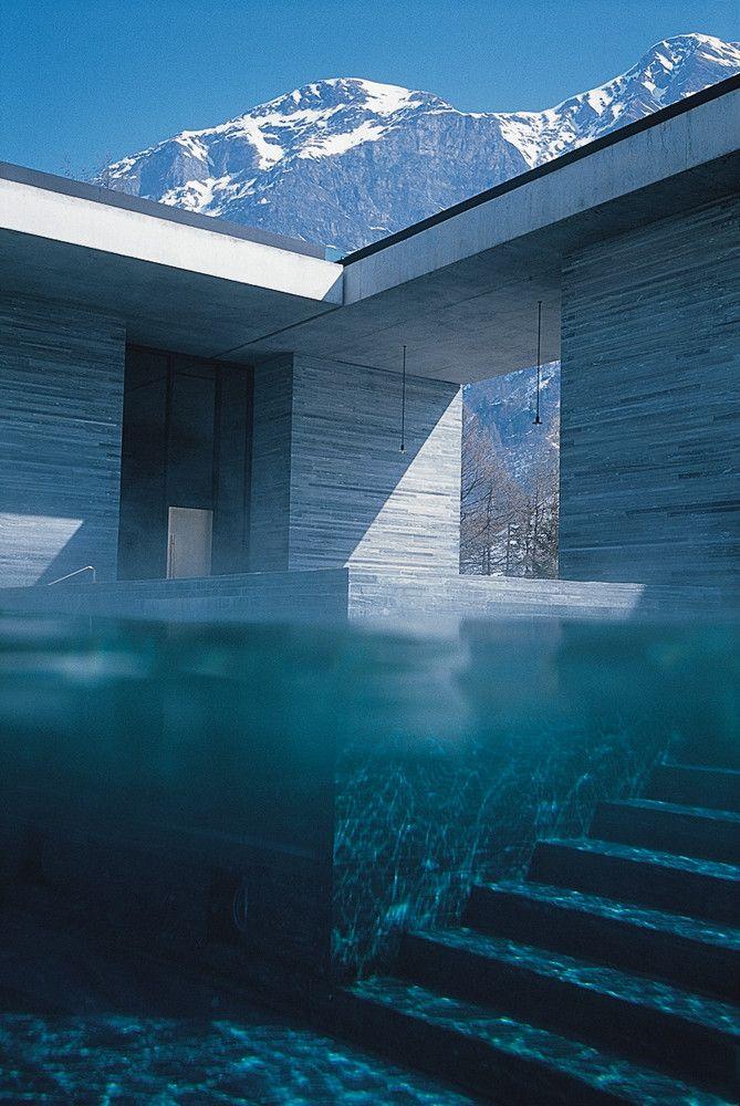 Brzmienie icisza architektury Petera Zumthora 4