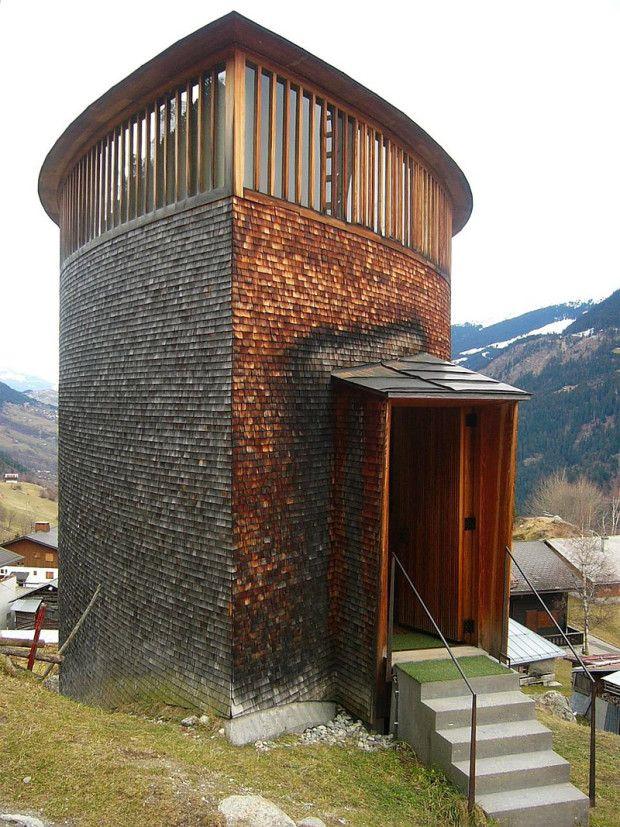 Brzmienie icisza architektury Petera Zumthora 6