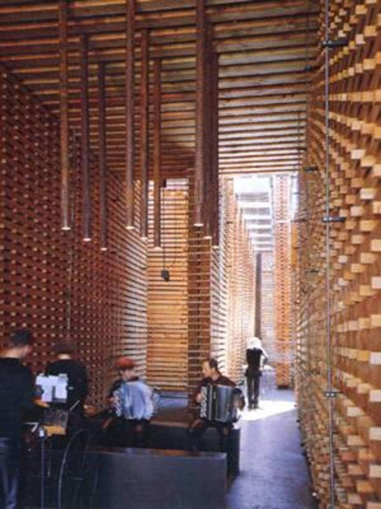 Brzmienie icisza architektury Petera Zumthora 8