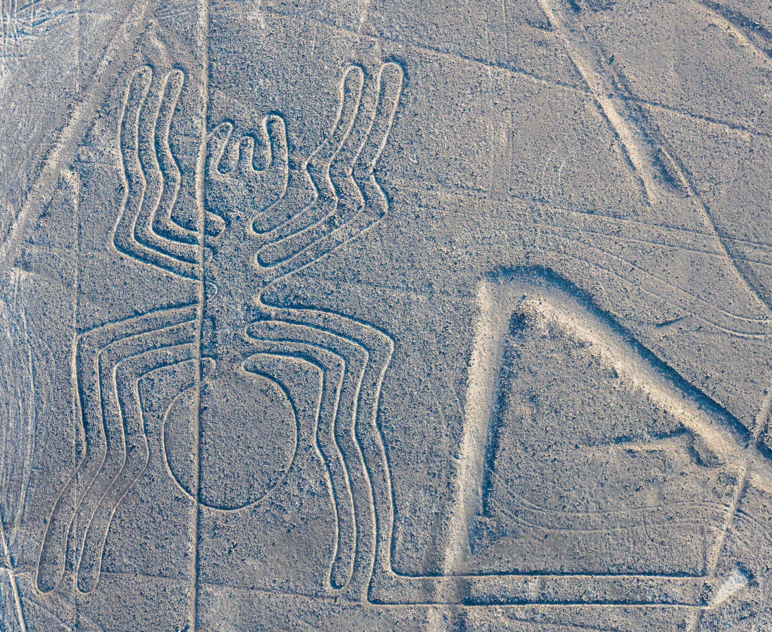 Linie Nazca, Diego Delso, Wikimedia Commons