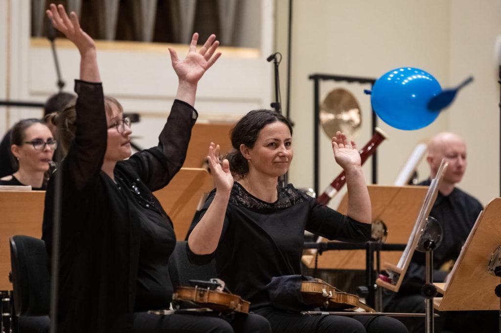 Orkiestra Muzyki Nowej, fot.Anna Kaczmarz